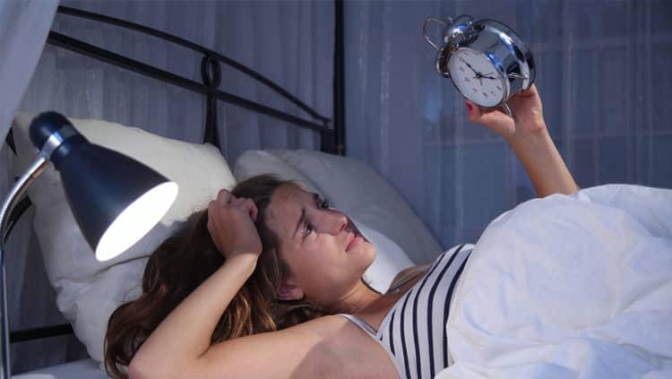 Нарушение сна статьи Первая клиника Марьино